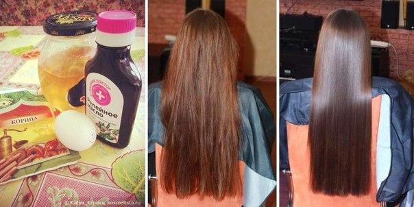 как сделать гладкие волосы,чтобы волосы не путались (604x302, 49Kb)
