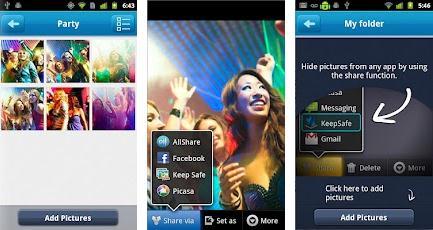 Защита данных на смартфонах: прячем фотографии. Фотографии