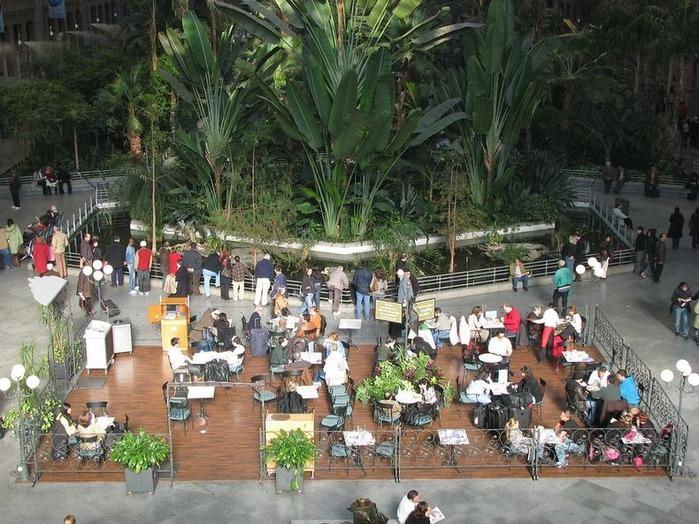 ботанический сад на вокзале аточа мадрид (700x524, 159Kb)