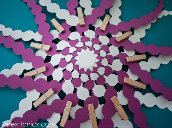 Красивые шары из бумаги