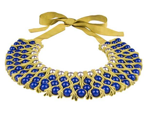 Как сделать ожерелье воротник