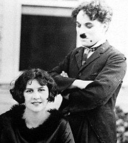 Чарли чаплин и пола негри в фильмах