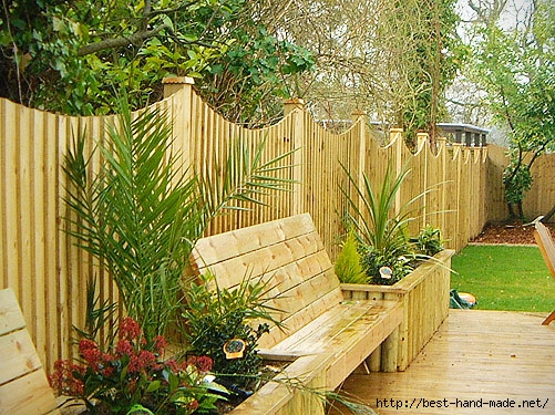 Beautiful-High-Wooden-Garden-Fence-And-Bench-Ideas (501x375, 245Kb)
