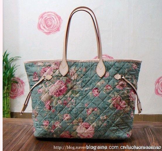 Как сшить красивую хозяйственную сумку