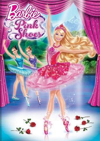 Барби снова станет балериной в новом мультфильме «Барби в розовых пуантах»!