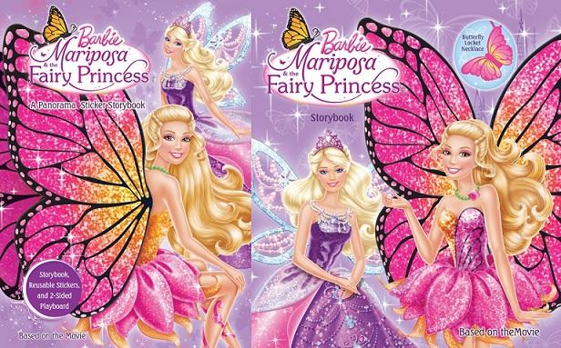 Новость: еще два новых фильма Барби в 2013 году!