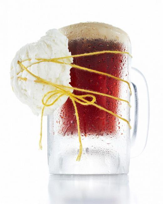 Кайл Дреир. Серия фотографий «Еда и напитки»