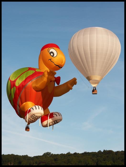 Как сделать чтобы воздушные шарики летали