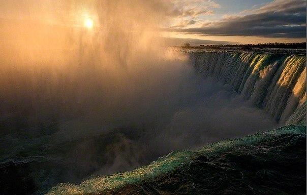 Ниагарский водопад, США (604x385, 45Kb)