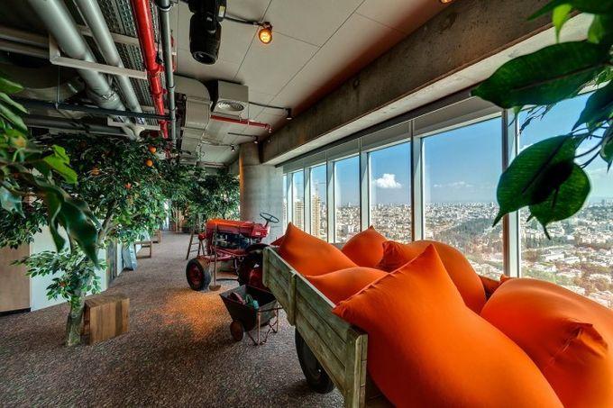 офис гугл в тель-авиве фото 1 (680x453, 79Kb)