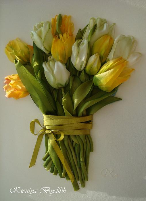 Маленькие, нежные цветы,
