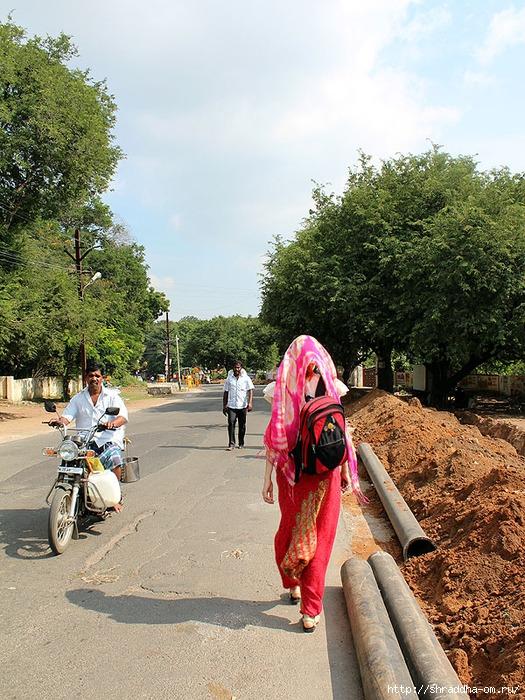 Индия, Тируваннамалай, 2012, 76 (525x700, 376Kb)