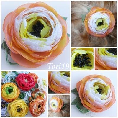 Цветы из ткани (15) (400x400, 74Kb)