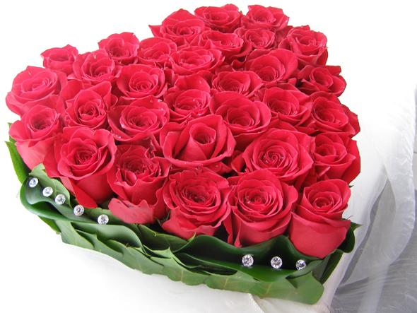 сердце из цветов (22) (590x443, 287Kb)