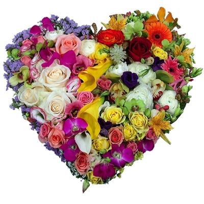 сердце из цветов (36) (400x400, 139Kb)