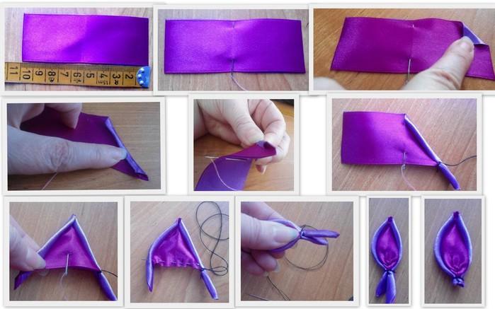 Как сделать резинки своими руками фото