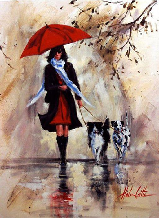Helen Cottle 1962 - American Figurative painter - Tutt'Art@ (5) (513x700, 69Kb)