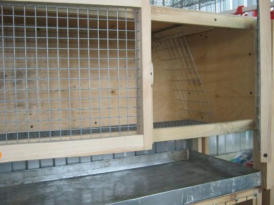 клетка для кроликов. (533x400, 58Kb)