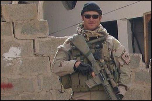 В США застрелен легендарный снайпер по кличке «Дьявол». Фотографии