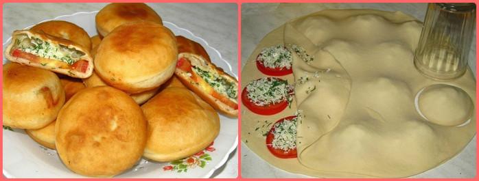 Как сделать пирожки тесто - МБДОУ детский сад 24