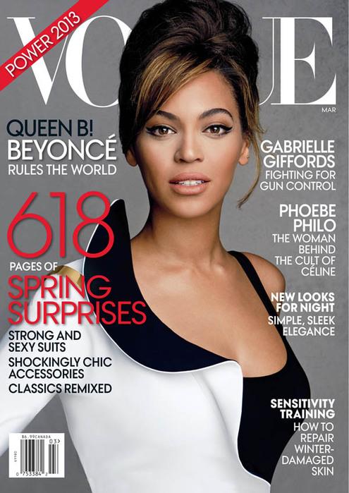 бейонсе Vogue US фото (495x700, 116Kb)