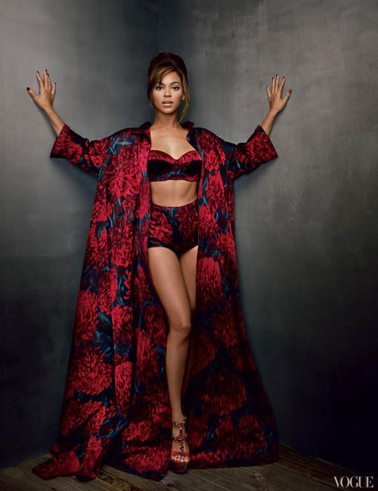 бейонсе Vogue US фото 4 (539x700, 102Kb)