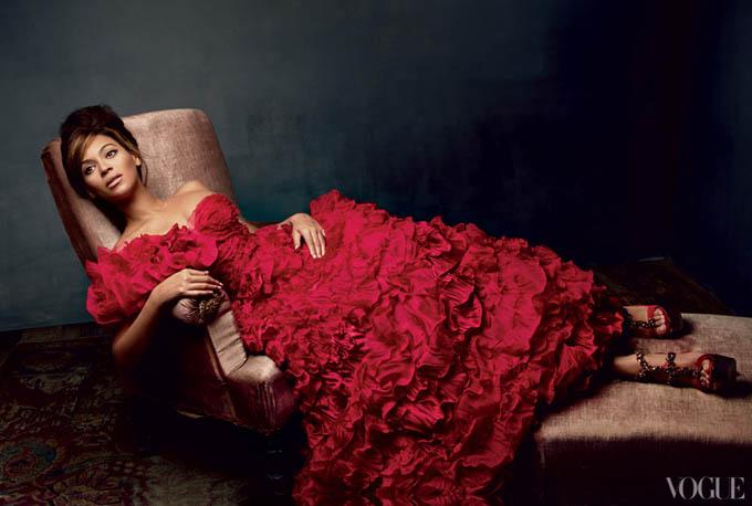 бейонсе Vogue US фото 6 (680x458, 57Kb)