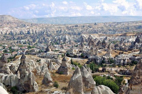 Каппадо́кия (Cappadocia), Турция (480x319, 63Kb)