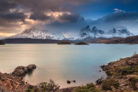 Национальный парк Торрес-дель-Пайне, Чили (480x320, 29Kb)