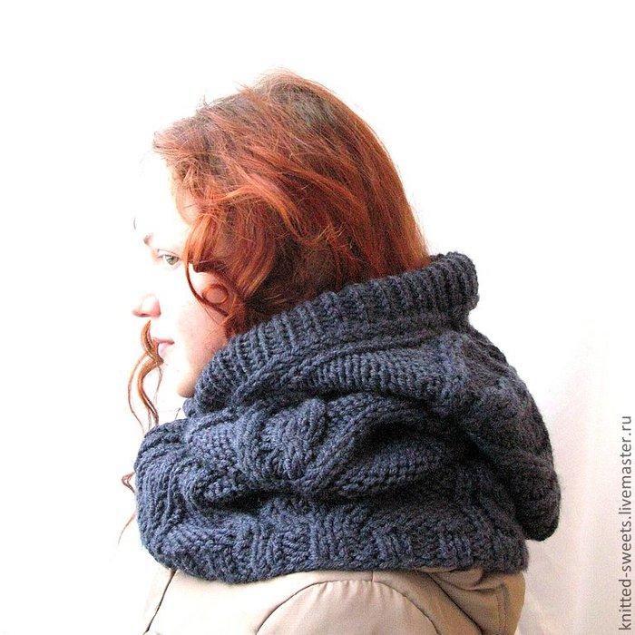 Вязание свитеров и схемы