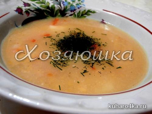 как сварить гороховый суп