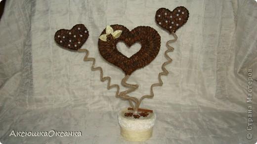Сердечки из кофейных зерен своими руками фото - Bjj66.ru