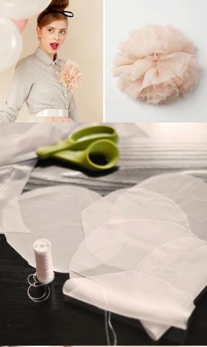 сшить своими руками-цветы из ленты-из ткани (417x700, 130Kb)
