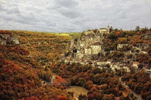 Рокамадур, Франция (480x320, 53Kb)