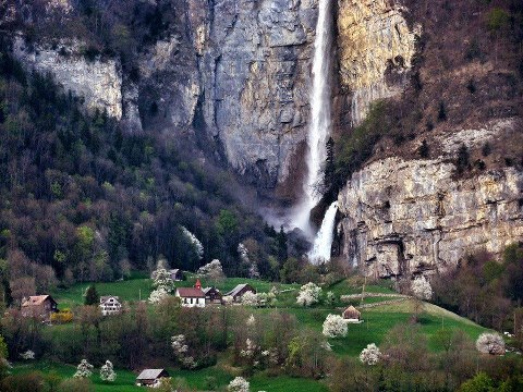 Санкт Галлен, Швейцария (480x360, 68Kb)