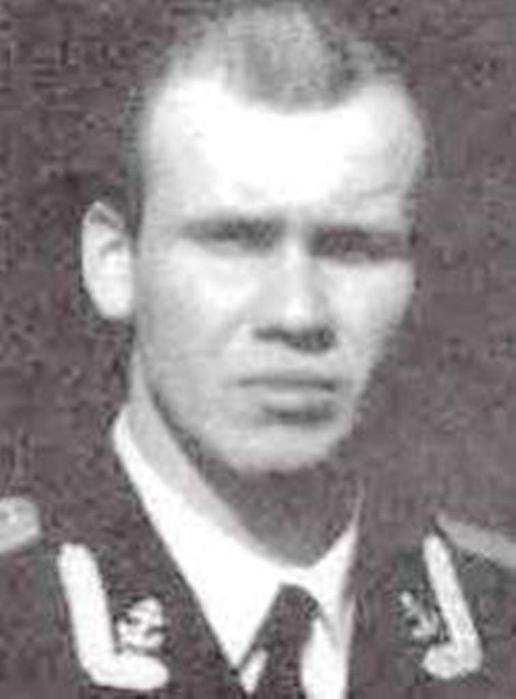 1977 Юрий Герасимович Курягин командир десантно-штурмового взвода 876-го отдельного десантно-штурмового...