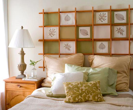 МЕББЕР - Креативные идеи для дизайна изголовья кровати