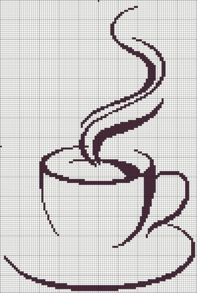 Кофейные чашки.