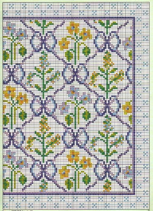 вышивка-схемы-подушка (507x700