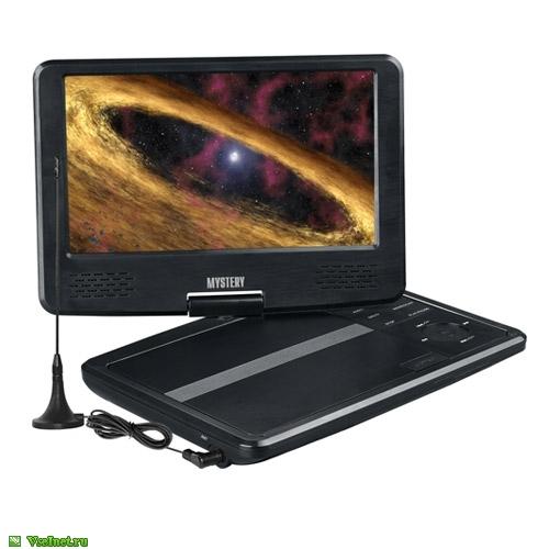 Mедиаплеер MYSTERY MPS-906 black LCD9 (500x500, 65Kb)
