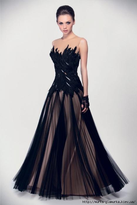 Фото вечерних платьев и вечерних нарядов