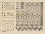 """Схема вязания ажурного платка из журнала  """"Работница """" 3 за 1974 год.  Оренбургский пуховый платок (схемы вязания) ."""