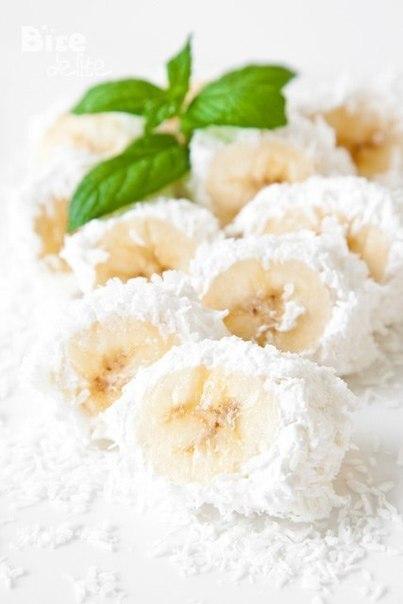 Бананы в кокосе и сливках (403x604, 33Kb)