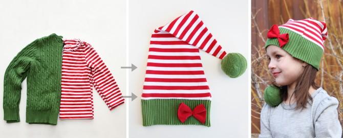 шапочки из свитеров (2) (670x270, 53Kb)