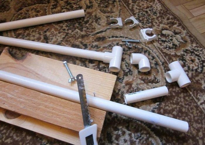 Станок для вышивки из пвх