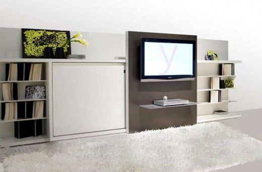 Хитрости с мебелью для экономии пространства