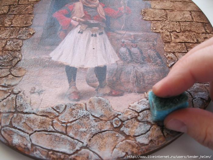 Как сделать имитацию камня из бумаги своими руками 83