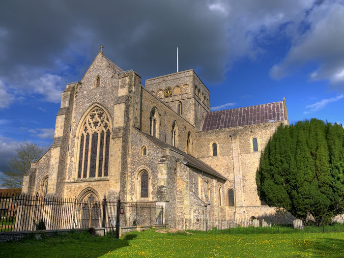 Винчестерский собор 34994