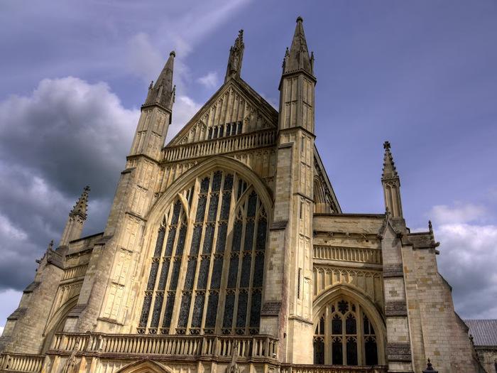 Винчестерский собор 61466