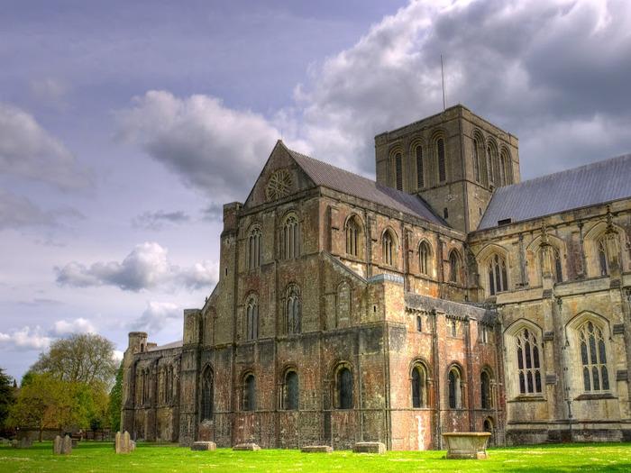 Винчестерский собор 12501